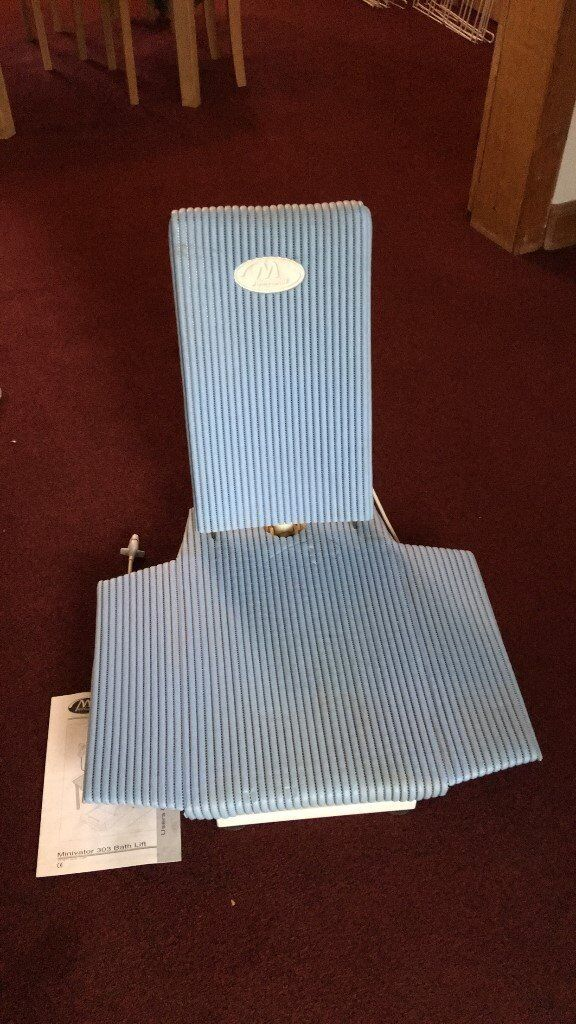 Minivator type 303 battery operated bath chair | in Whiteinch ...