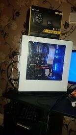 GAMING PC MUST SEE !!! 980Ti BEAST! #SW-customs