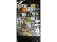 50p per cd large collection mixed music cds
