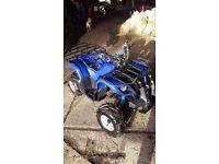 125cc quad bke
