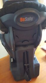 Be Safe Izi Combi x3 ISOFIX child car seat designed for extended rear facing 9-18kg for sale