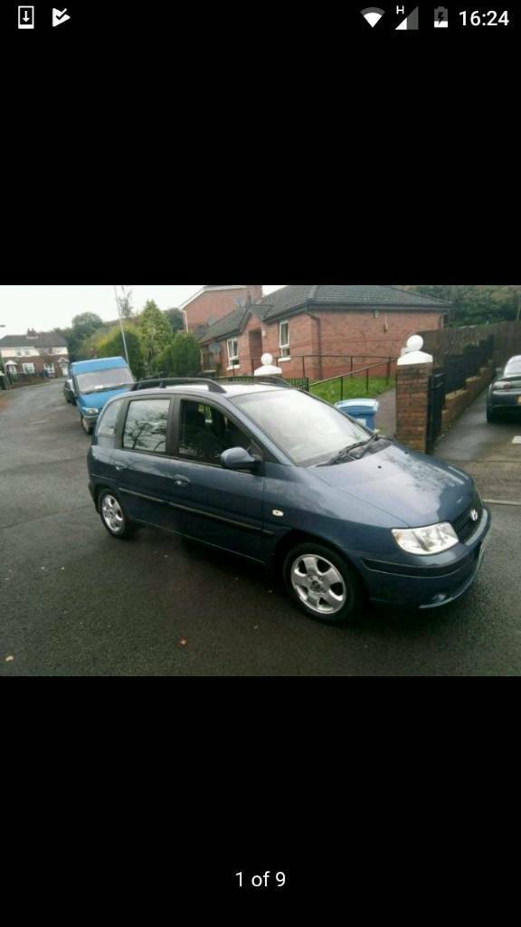 BARGAIN..2006 HYUNDAI MATRIX 1.6 Not focus getz scenic