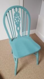 Annoe Sloan painted chair