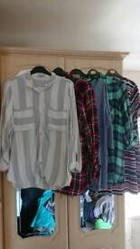 Size 18-24 clothes bundle