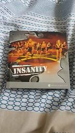 Insanity 10 work out DVD's