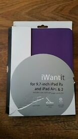 IWANTIT Starter Kit for 9.7'' iPad PRO & AIR 1 & 2 / ONLY £5