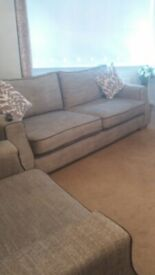Immaculate sofas
