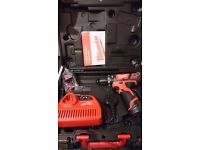 BRAND NEW - Milwaukee M12BPD-202C 12V Li-Ion Cordless Compact Combi Drill 2 with X2 2.0Ah Batteries