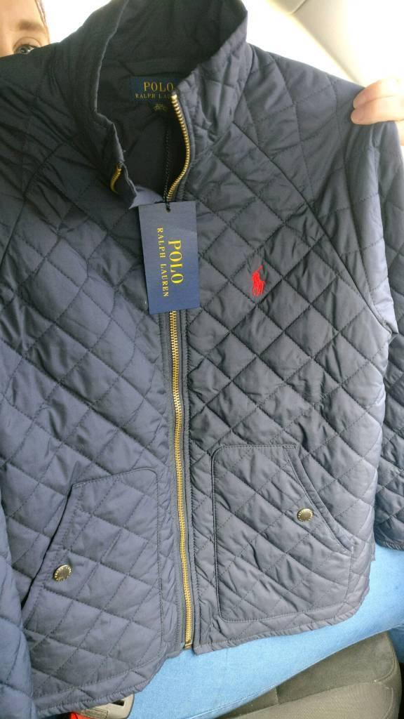 Ralph Lauren Womens size 8 Lightweight Jacket