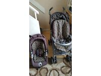 Mama and papas travel system