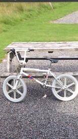 Raleigh Mag Burner BMX Bike 1983