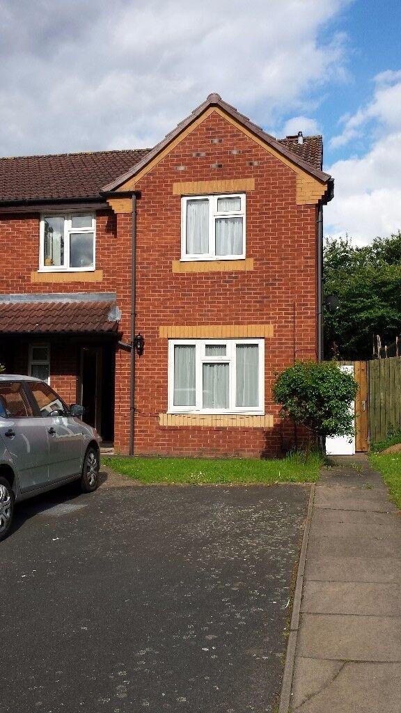 4 bedroom 2 living room house in Bordesley green
