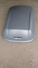 Halfords car storage box