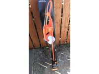 Hedge trimmer brand new and 10 m lead £50 can be seen working buyer to collect