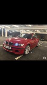 2004 BMW 320D M SPORT IMOLA RED 330 325 320 335
