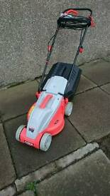 Electric lawnmower ( as new)