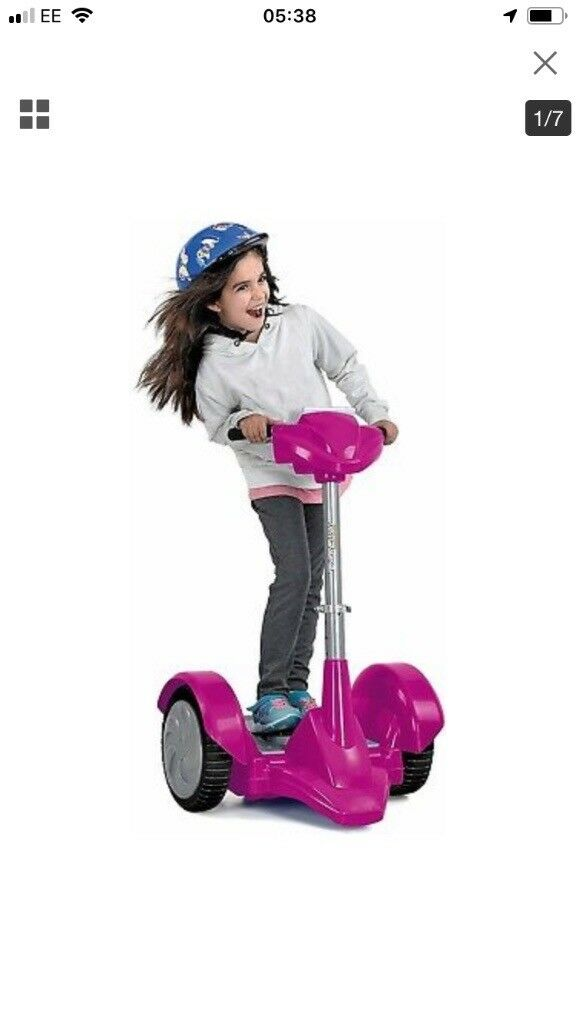 Pink Dareway Electric Ride On 12v Used Once In Wallsend Tyne And