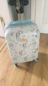 Disney animators suitcase used SOLD PENDING COLLECTION