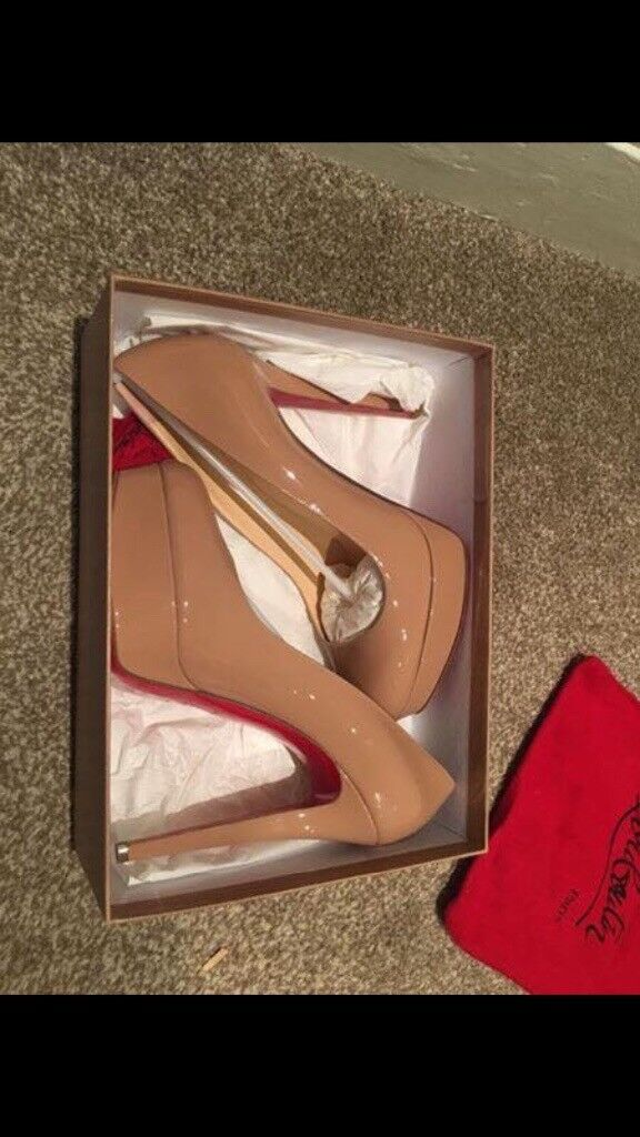 Real Christian Louboutin Shoes