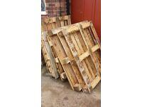 5 x Wooden Pallets