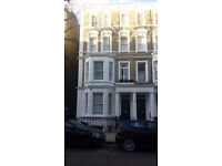 Spacious & Large Studio Flat, Philbeach Gardens, Earls Court, Private Garden.Free Wireless Internet.