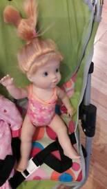 BABY ANNABEL DOLL £2