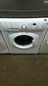 HOTPOINT 7KG 1400 SPIN WASHING MACHINE WITH 6 MONTHS GUARANTEE