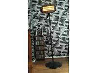 Brand new in box free standing electric heater