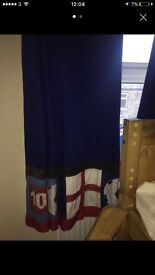 Boys football next curtains