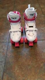 Roller Skates (size extends 2-5)