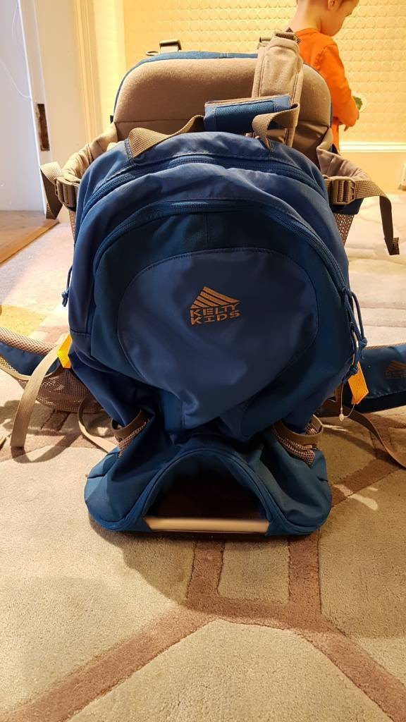 Kelty Kids carry pack