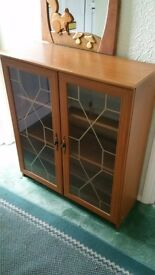 Small bookcase/Display Cabinets