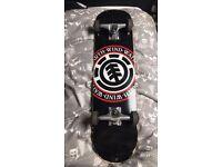 Element Seal Skateboard
