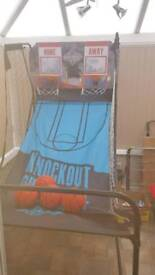 Basket Ball game