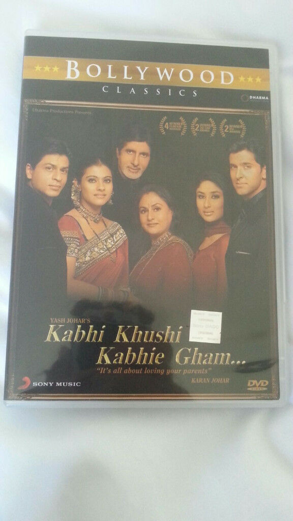 Kabhi Khushi Kabhie Gham All Regions Hindi With English