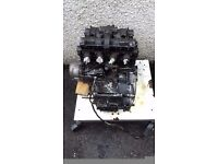 Suzuki GS550 GS 550 engine and parts