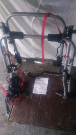 HALFORDS BIKE RACK FOR TAILGATE MOUNTING