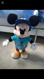 My interactive mickey mouse