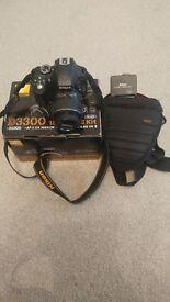 Nikon d3300 vr camera kit