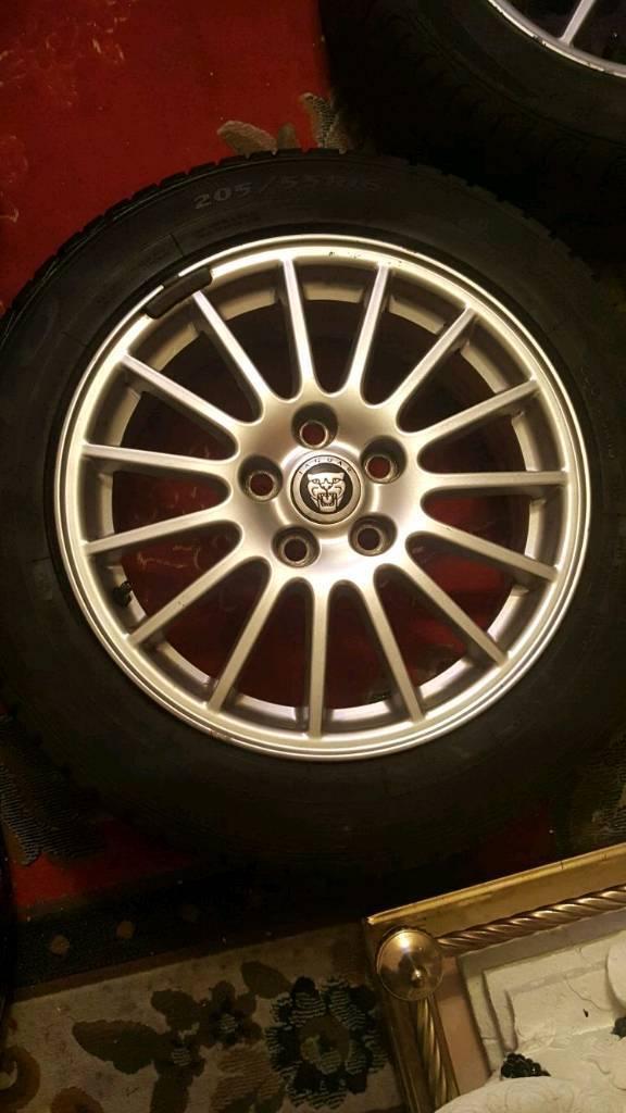 Jaguar allows wheel