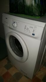 Zanussi 1200 7kg washing machine.