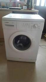 Bosch maxx 6 washer