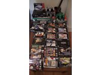 N64 20 Games 4 pads + accessories. (Includes Smash Bros, Mario Kart, Mario 64 + more)