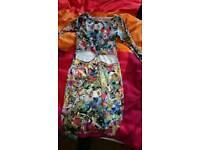 Size 6 Boohoo Dress