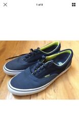 Adio Canvas Shoes UK size 9.5 Skater Trainers