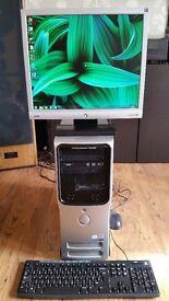 PC Dell Dimension 9200 complete