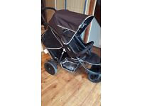 Double buggy-hauck freerider