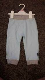 Brand new 6-9 mth joggers