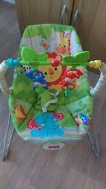 FisherPrice Vibrating Chair