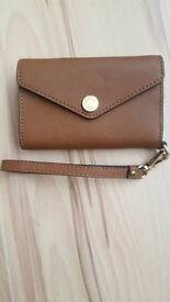 MICHAEL KORS mobile case and purse